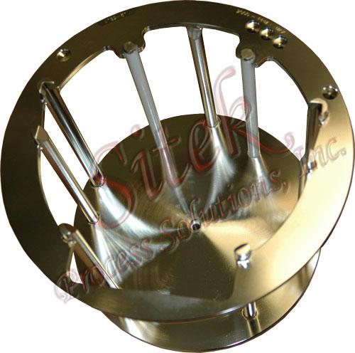 Semitool rotor - special-Semitool SST Rotor - (special